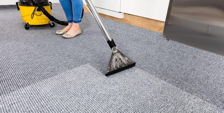 Kemijsko čišćenje tepiha do 12 m2