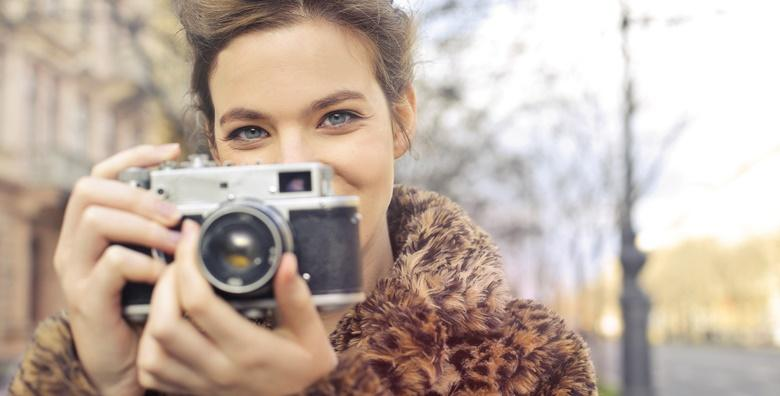 Digitalna fotografija online - tečaj u trajanju 150 sati