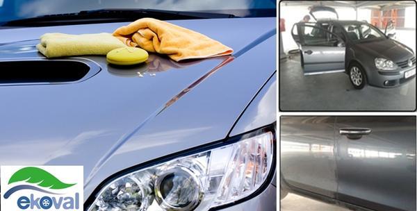 Kemijsko čišćenje kompletnog interijera vozila