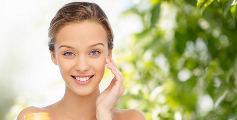 Čišćenje lica, piling, maska i završna krema
