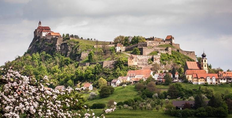 Austrija - dvorci Riegersburg i Kornberg - izlet