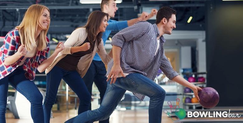 Bowling za 6 osoba - 2h uz 3 litre soka ili piva i čips