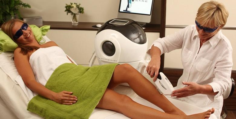 Trajno uklanjanje dlačica SHR metodom - 1 tretman