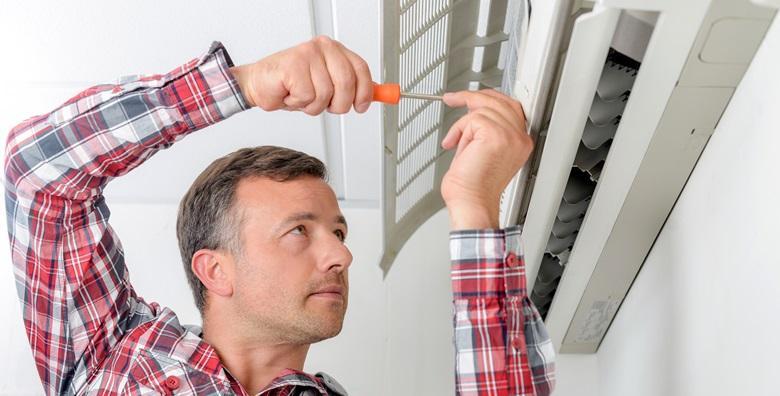 Klima uređaj - čišćenje i servis