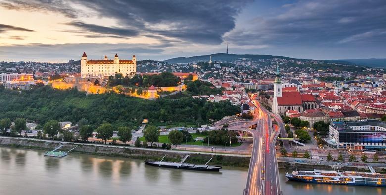 Bratislava**** - 2 dana s doručkom i prijevozom