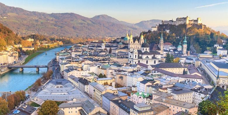 Salzburg i austrijska jezera - 2 dana s doručkom, prijevoz