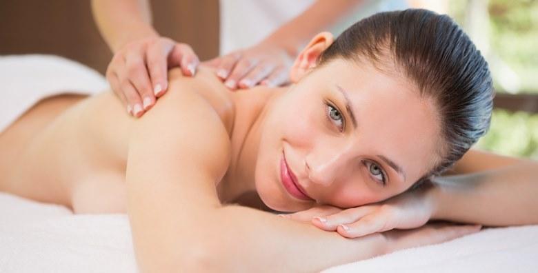 Masaža cijelog tijela ili leđa u trajanju 30 minuta
