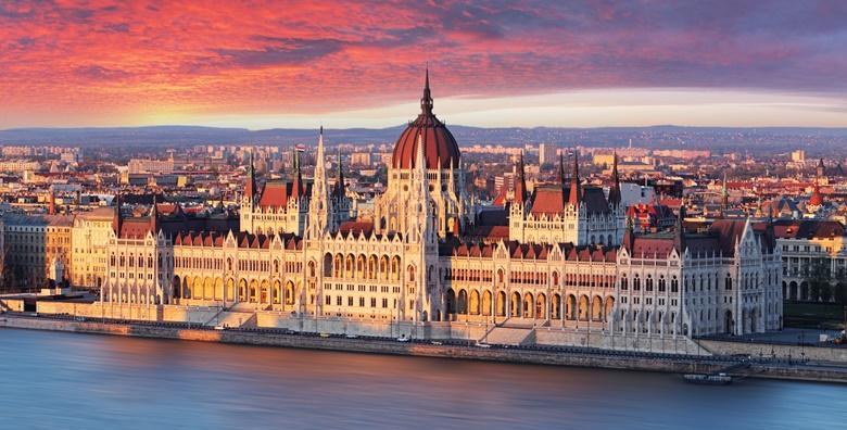 Budimpešta**** - 4 dana s doručkom i prijevozom