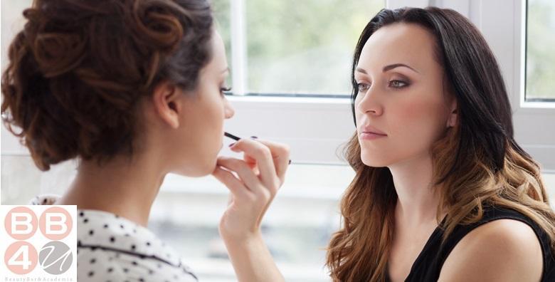 Tečaj šminkanja Artdeco kozmetikom