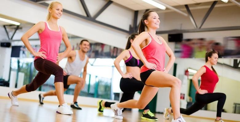 POPUST: 51% - Program vježbanja Callanetics - izgubite do 1 kg masnog tkiva u mjesec dana treninga bez mijenjanja prehrane za samo 99 kn! (Aerobik centar Active Energy)