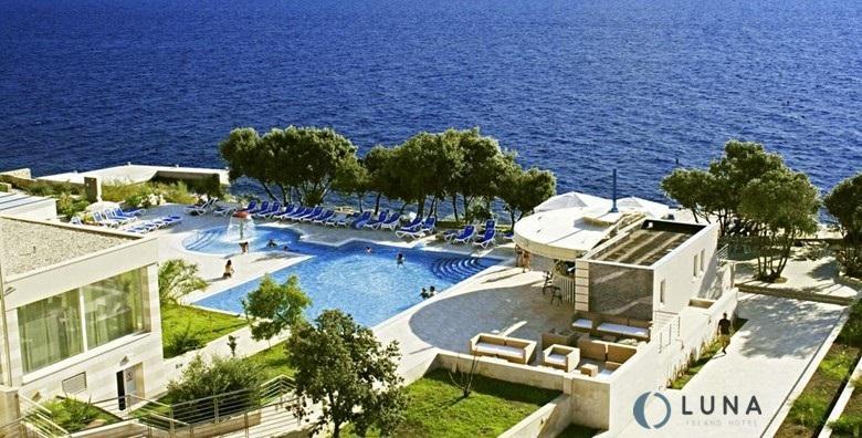 Pag, La Luna Island Hotel**** - 3 wellness dana za dvoje