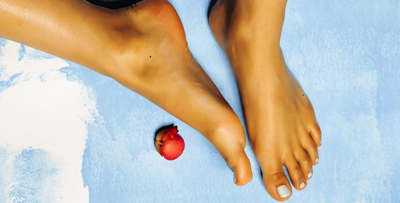 Medicinska pedikura, lakiranje i masaža stopala
