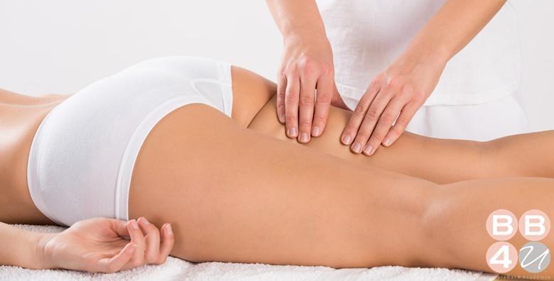 3 anticelulitne masaže, 3 body wrapa i 3 termo deke