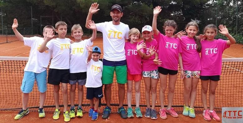Škola tenisa -  za djecu ili odrasle