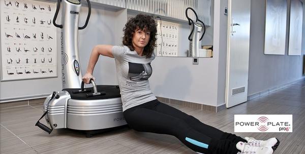 7 power plate treninga s osobnim trenerom