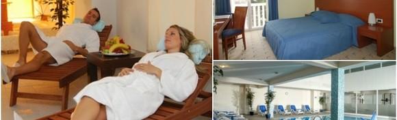Lovran - 1 noćenje s polupansionom za dvije osobe u Hotelu Park 4* uz korištenje spa zone za 525 kn!