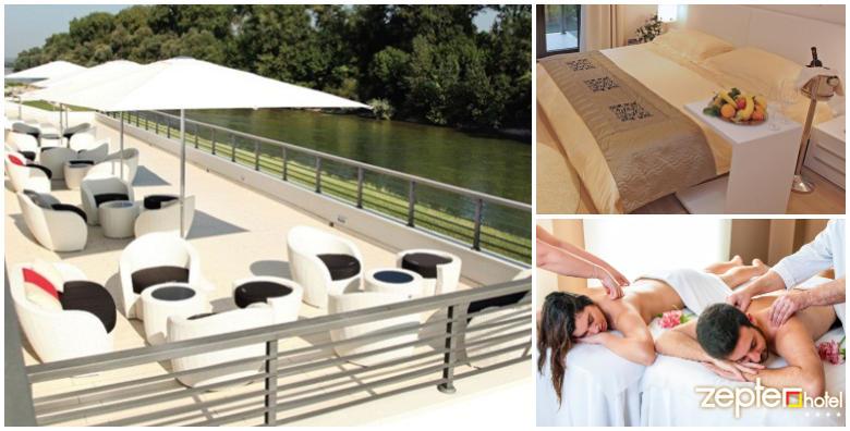 Hotel Zepter**** - 2 dana s doručkom, masažom i fitnessom