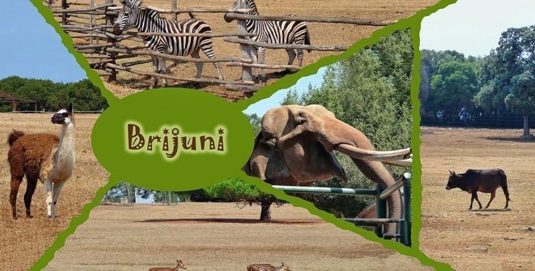 NP Brijuni i Pula - izlet s prijevozom
