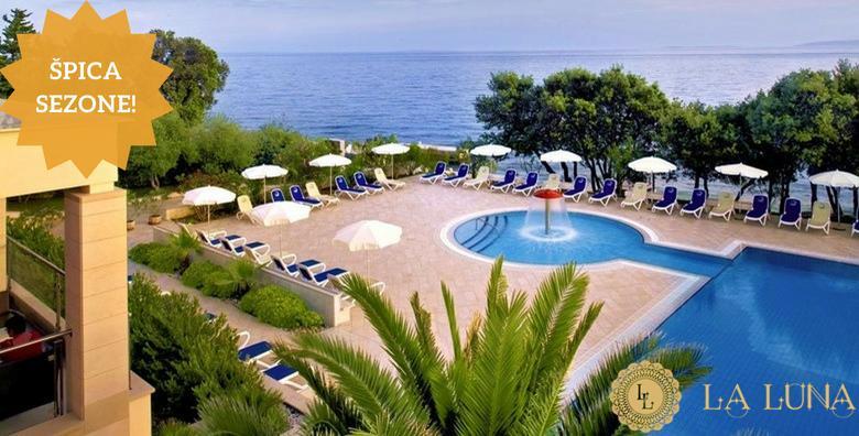 Pag, La Luna Island Hotel**** - 6 ili 8 dana, ŠPICA SEZONE