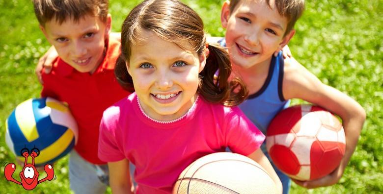 Ljetna škola za djecu - 4 ili 5 dana, 3 obroka, aktivnosti