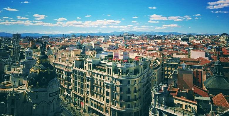 Madrid - 3 ili 4 dana s doručkom za dvoje