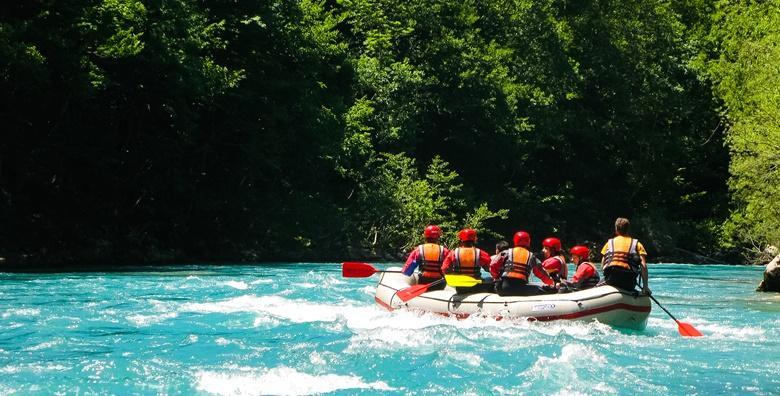 POPUST: 47% - RAFTING NA CETINI - avantura života u slikovitoj prirodi uz uključenu opremu, skippera i prijevoz od Omiša do startne pozicije za 179 kn! (Rafting Konig Cetina)