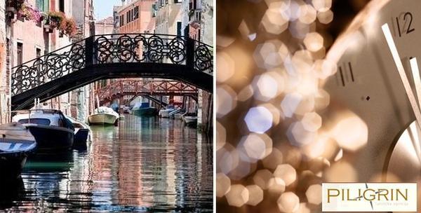Doček Nove Godine u Veneciji za 550kn!