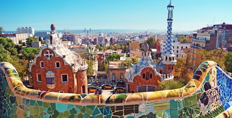 Barcelona*** - 3 ili 4 dana s doručkom za dvoje