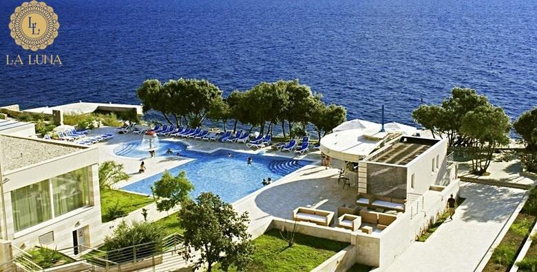 Pag, La Luna Island Hotel**** - 3 ili 4 dana za dvoje