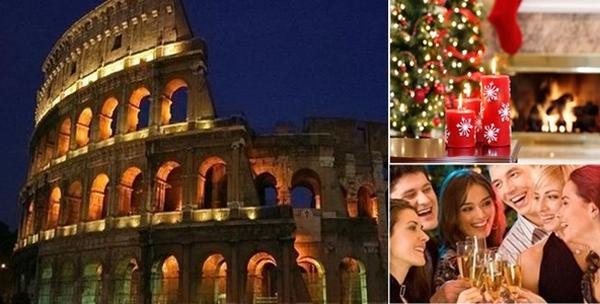 Božić u Rimu - 5 dana s doručkom u hotelu Villa Maria