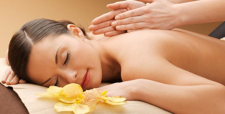 Parcijalna masaža nogu ili leđa u trajanju 30 minuta za 49 kn!