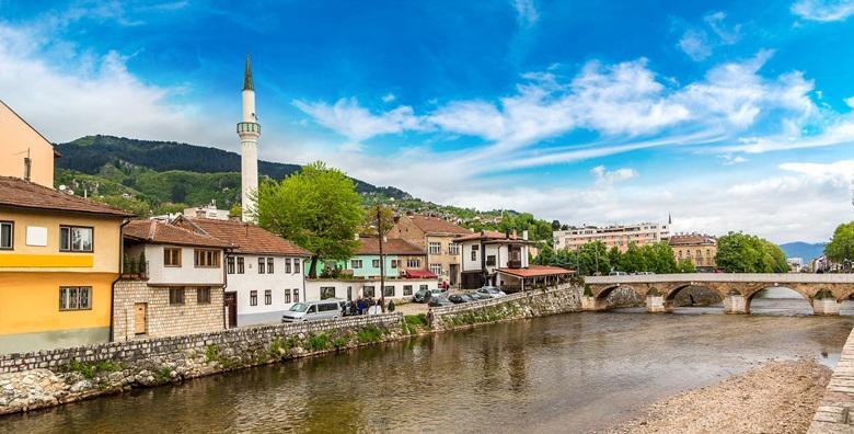 Sarajevo - 3 dana za dvije osobe za 303 kn!