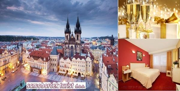 Prag - 4 dana u Jan Hotels**** s doručkom i prijevozom