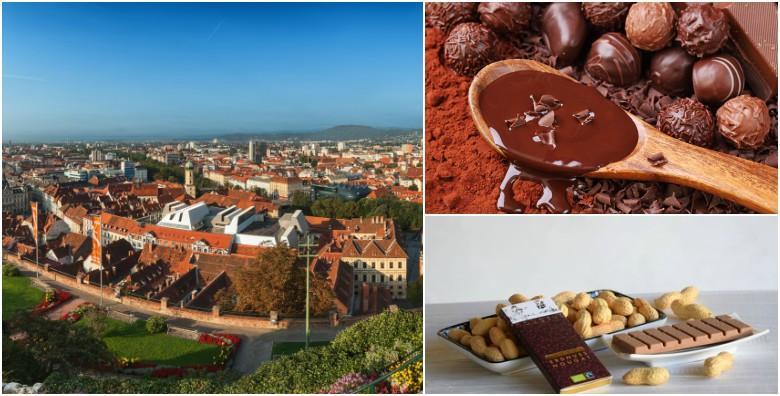 Graz i tvornica čokolade Zotter - izlet s prijevozom za 155 kn!