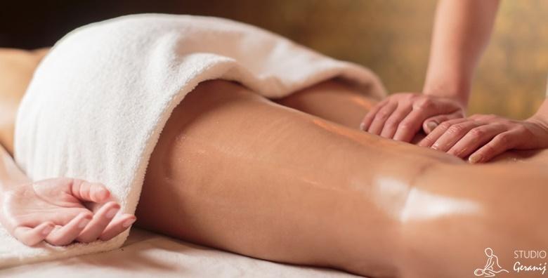 4 anticlulitne masaže nogu za 219 kn!
