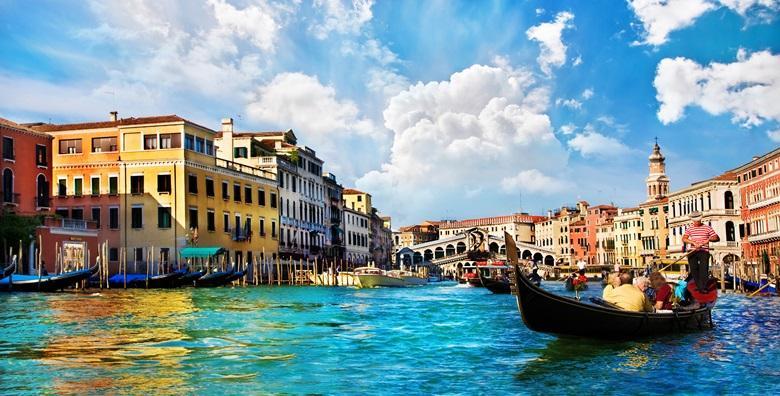 Venecija - cjelodnevni izlet s prijevozom za 195 kn!