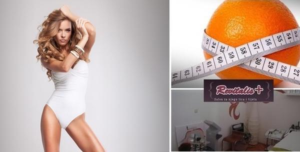 20 tretmana za mršavljenje + solarij za 499kn!