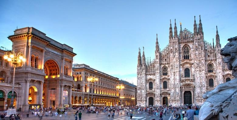 Milano, Verona i Padova 3/4* - 2 dana s doručkom i prijevozom za 650 kn!