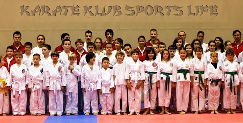 Karate za djecu i odrasle - mjesec dana vježbanja za 99 kn!