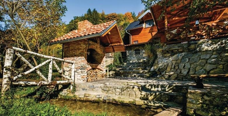 Park prirode Žumber - 1 do 4 noćenja za četvero u kući Bajka*** od 399 kn!