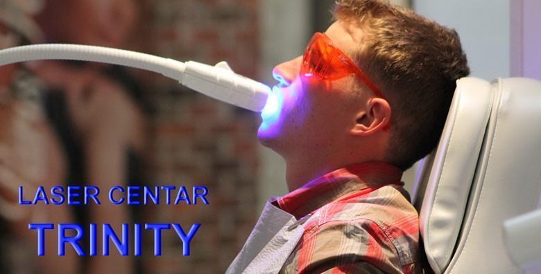 Izbjeljivanje zubi za 2 do 8 nijansi uz Brite Smile lampu i gel za 218 kn!