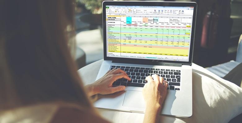 Excel - online tečaj u organizaciji Live Online Academy za samo 38 kn!
