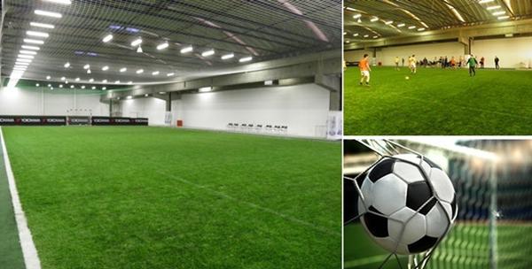 Najam nogometnog terena za 10 ljudi