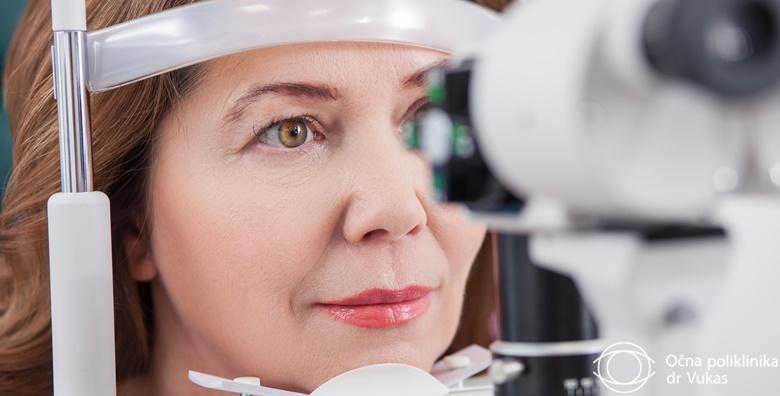 POPUST: 58% - Pregled za operaciju sive mrene - kompletan oftalmološki pregled uz lasersko određivanje dioptrije implantata i OCT makule za 399 kn! (Očna poliklinika dr. Vukas)