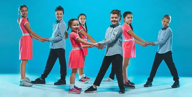 Plesne radionice za djecu u trajanju 12 sati za 140 kn!