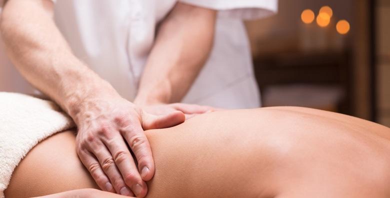 Medicinska masaža i tretman kralježnice ili kinesio taping već od 49 kn!