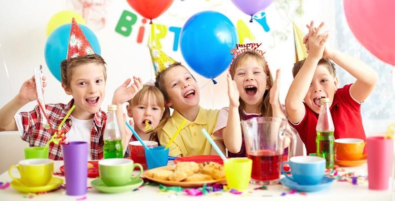 Rent a party - proslava rođendana u vašem domu za 15 djece za 349 kn!