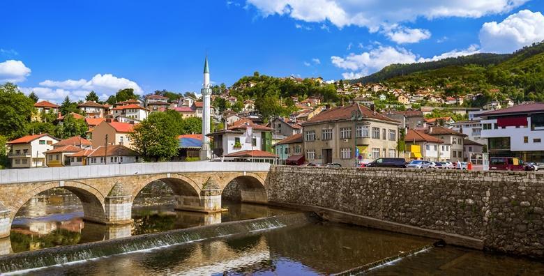 Sarajevo**** - 2 noćenja s doručkom za dvoje u hotelu za 699 kn!