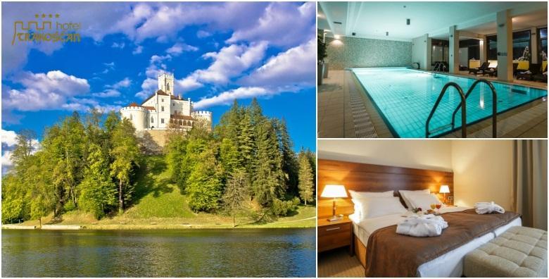 Hotel Trakošćan**** - 1, 2 ili 3 noćenja s polupansionom i wellnessom od 599 kn!