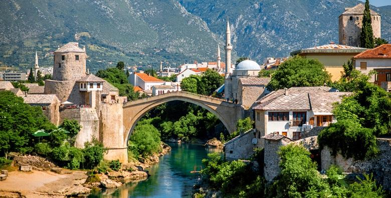 Mostar i Sarajevo - 3 dana s doručkom i prijevozom za 690 kn!